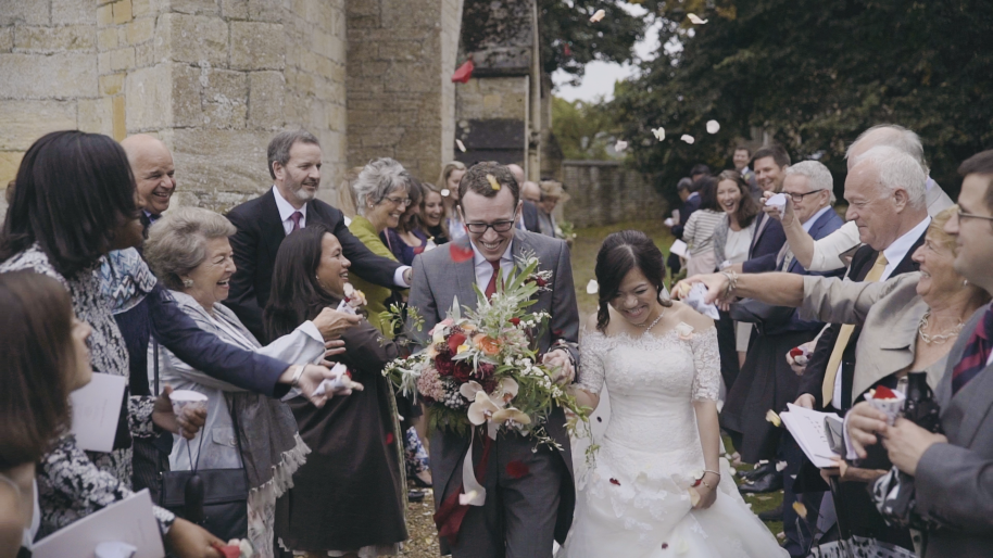 Best Wedding Video Cotswolds Slaughters Manor
